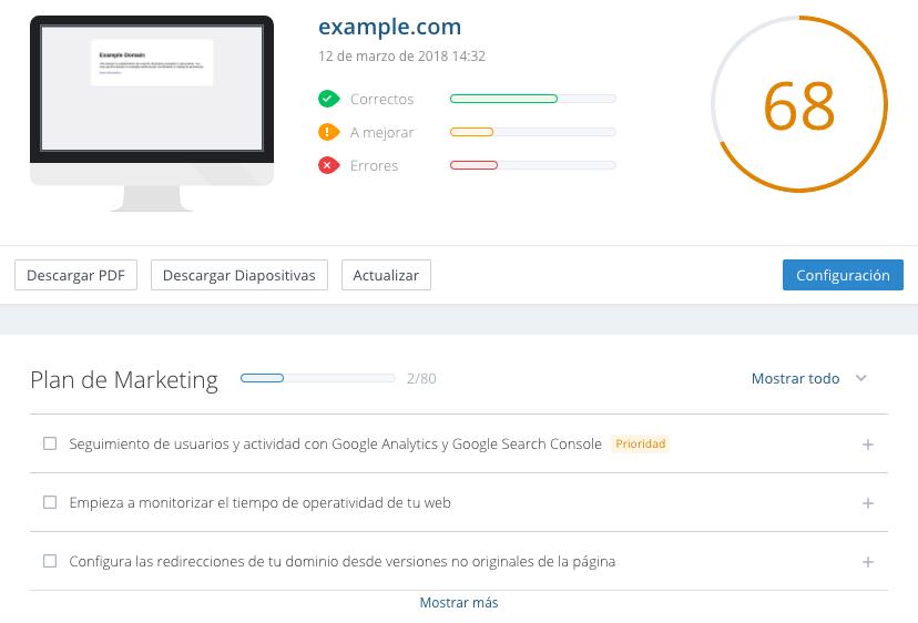 72ffea5014 Analiza el SEO on-page de tu web – Centro de Ayuda